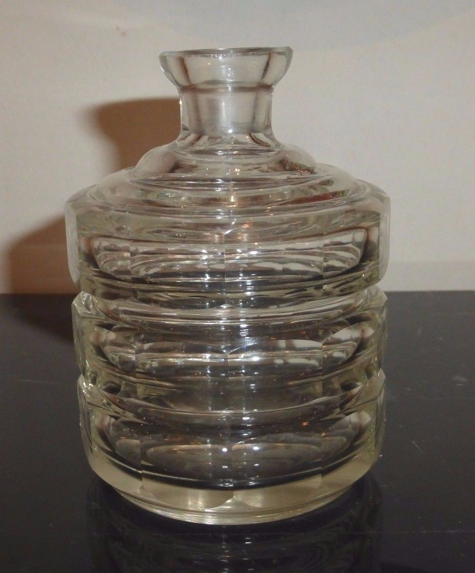 Vintage Baccarat Perfume Bottle without Stopper