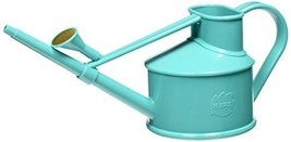 Haws Handy Indoor Plastic Watering Can, 1 US pint, Teal - $13.02