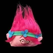 "Cubd Collectibles Poppy Troll Plush 6"" Stuffed Cubd Toy Pink DreamWorks Trolls - $5.00"