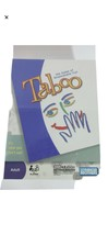 Taboo Adult Board Game of Unspeakable Fun (2009) Edition New Sealed - $22.56