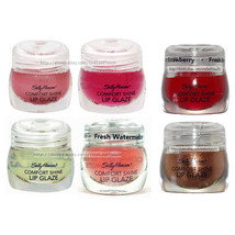 SALLY HANSEN (1) Lip Glaze COMFORT SHINE Gloss Tub DISCONTINUED New *YOU... - $2.37+
