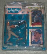 1993 edition starting lineup juan gonzalez texas rangers gone online - $16.56