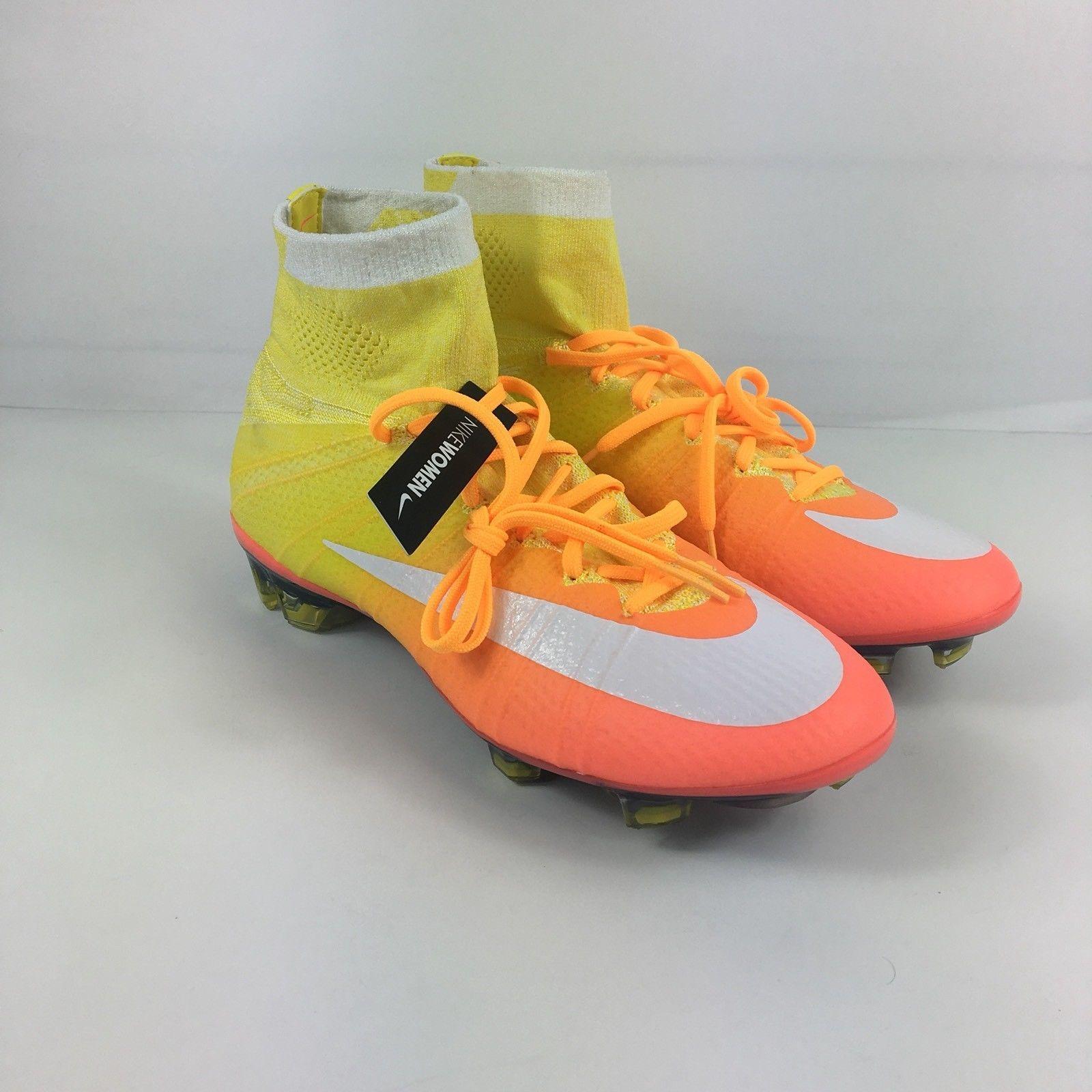 afbd75bcd0ca S l1600. S l1600. Previous. Nike Womens Mercurial Superfly FG ACC Soccer  Cleats Mango (718753 800) ...