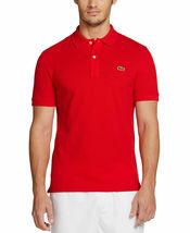 Lacoste Men's Classic Pique Cotton Slim-Fit Polo Shirt image 6