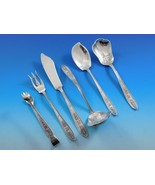Wedgwood by International Sterling Silver Essential Serving Set Small 6-... - $209.00