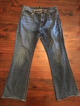 Lrl Lauren Jeans Co Ralph Lauren Womens Classic Bootcut Jeans Size 14 32x30 - $18.50
