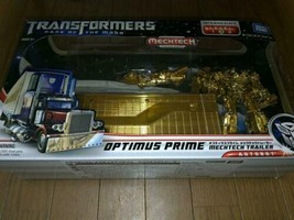 TAKARA TOMY Transformers Mechtech Campaign A Award Optimus Prime Action ... - $2,999.99