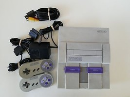 Super Nintendo Entertainment System SNS-001 - $195.99