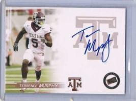 2005 Press Pass Autographs Blue #39 Terrence Murphy  ID: 4905 - $12.56
