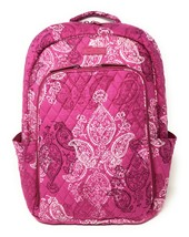 Vera Bradley Laptop Backpack - Stamped Paisley - NWT - $108 MSRP! - $74.95