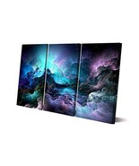 Home Decor Framed 3 Panel Painting on Canvas Wall Art Posters and Prints... - $96.99
