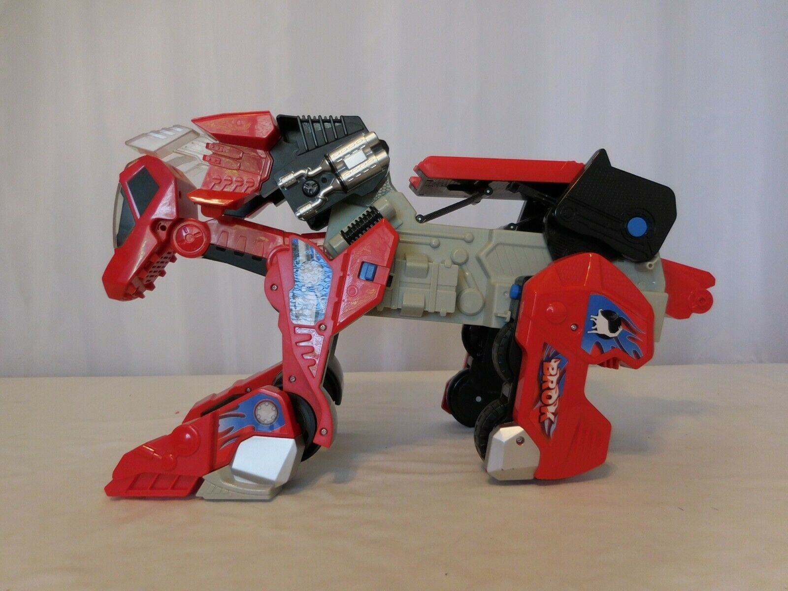 Primary image for  VTech Switch N Go Dinos Brok The Brachiosaurus Tow Truck Transformer Works