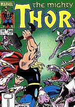 The Mighty Thor #346 [Comic] [Jan 01, 1962] Marvel - $3.91