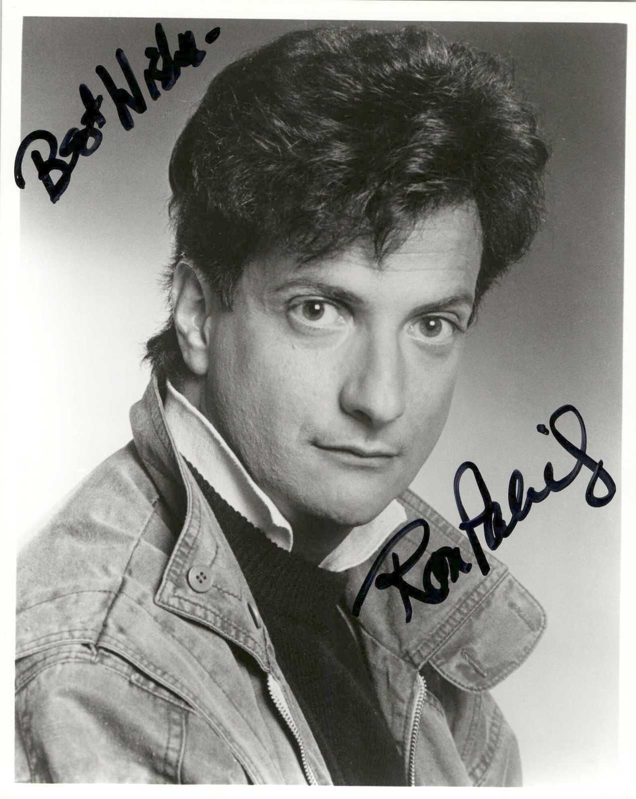 Primary image for Ron Palillo (d. 2014) Signed Autographed Glossy 8x10 Photo