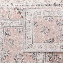 Vintage Area Rug Doormat Runner Rug Floral Floorcover Indoor Outdoor Mat... - $62.78