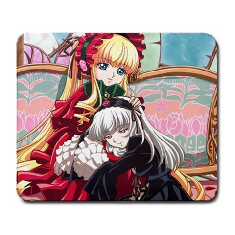 Shinku Suigintou Rozen Maiden Manga Anime Mousepad Gaming Mouse Pad Play Mat
