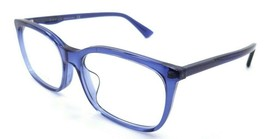 Gucci Eyeglasses Frames GG0333OA 003 55-16-145 Blue Made in Italy - $245.00