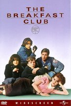 The Breakfast Club (1985) DVD  - $2.00