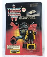 "Transformers Robocar 3"" Yellow Camaro Windcharger Argentina G1 - Antex FS - $65.79"