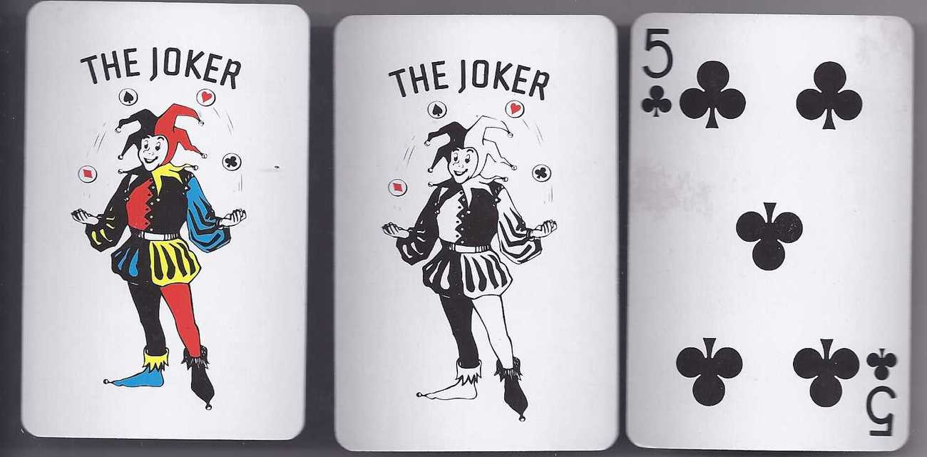 CHINA AIRLINES Playing Cards, Opened