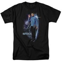 Star Trek Spock T-shirt Retro TV series Original graphic tee CBS907 image 1