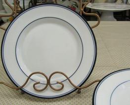 Dansk Concerto Allegro Blue 7 1/2 Salad Plates Set Of Six - $16.78