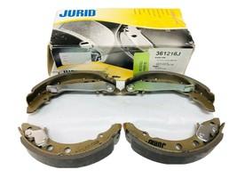 REAR DRUM BRAKE SHOE SET for AUDI 100 5000 A4 A8 V8 JURID 361216J NOS OP... - $24.21
