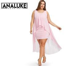 Split Front O-Neck Party Dress - $44.95