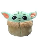 Squishmallow Star Wars Disney Stuffed Plush 5 Inch Mini Baby Yoda The Ch... - $18.63
