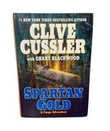 A Fargo Adventure: Spartan Gold by Grant Blackwood and Clive Cussler 2009 - $6.92