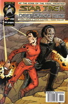 Star Trek: Deep Space Nine Malibu Comic Book #32, 1996 - $4.00