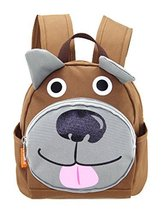 Star Fashion Infant Knapsack Toddle Backpack Kindergarten School Bag Dog