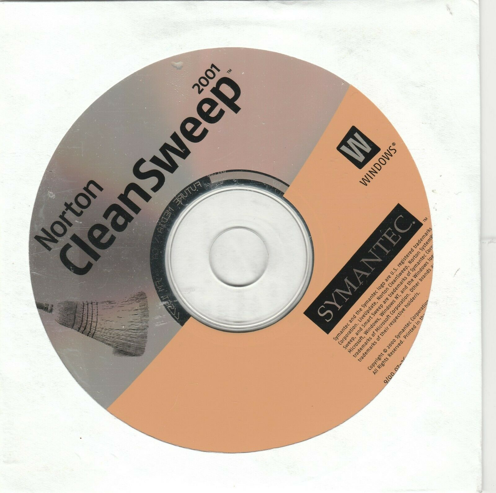 Norton CleanSweep 2001 for Windows - $7.61