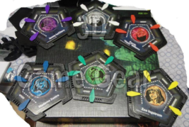 Betrayal at House on the Hill Custom 3D Printed Character Holders Set of 6 - $35.00