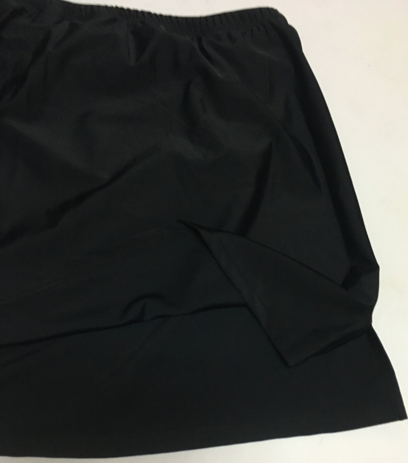 Croft & Barrow Activity Swimwear Skirt 18W Black image 5