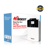 HiBoost Home 10K Plus Cell Phone Signal Booster Kit for AT&T, Verizon, T... - $599.99