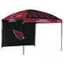 Coleman NFL 10x 10Dome Canopy with Wall - $273.10 CAD