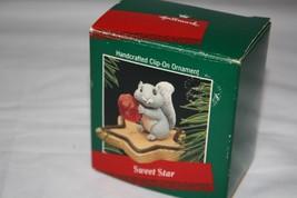Hallmark Sweet Star Ornament - $23.18