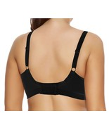 Elomi Beatrice EL8053 Non-wired, Soft Cup Nursing Bra Black (BLK) CS - $59.34