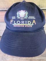 FLORIDA Sunshine State Genuine Resortwear Adjustable Adult Hat Cap - $13.36