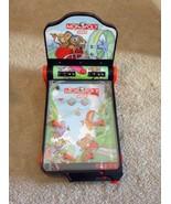 Monopoly Junior Tabletop Pinball Machine FunRise 2004 Tested Works - €14,11 EUR