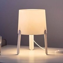 IKEA TVARS Table Lamp, White, 603.561.44 - BRAND NEW IN BOX - $15.99