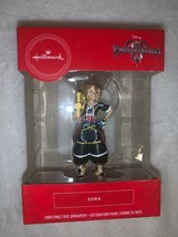Hallmark Disney Kingdom Hearts Sora Christmas Holiday Ornament New - $15.00