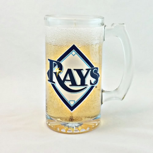 Primary image for Tampa Bay Rays Beer Gel Candle