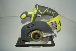 """FOR PARTS NOT WORKING Ryobi P505 5-1/2"""" Lithium-ion 18V 18 Volt Circular... - $29.69"""