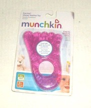 PINK CHEWY TEETHER TOY - $1.98