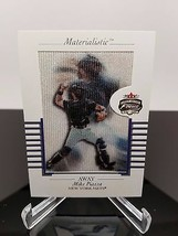 Mike Piazza 2002 Fleer Materialistic Jersey Edition 3 of 15 M - $0.98
