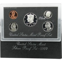 1997-S 90% Silver Proof Set United States Mint Original Government Packa... - £32.21 GBP