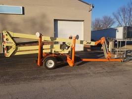2012 JLG 460SJ BOOM LIFT FOR SALE IN WAUPUN, WI 53963  image 1