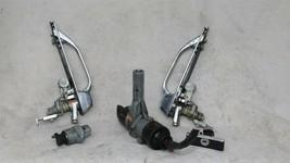 Mercedes 560SEC W107 R107 Door Handle Handles Set L&R w/ Key image 2